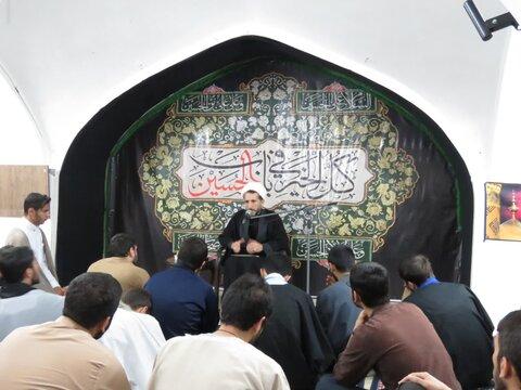 حجت الاسلام مظفری