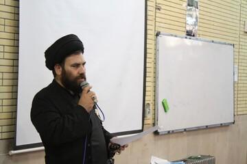 شرکت طلاب همدانی در آزمون سالانه حفظ قرآن