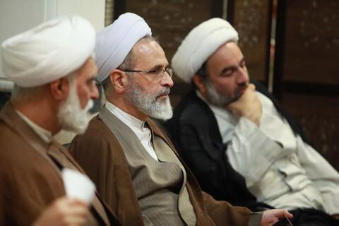 استقبال نماینده ولی فقیه و استاندار سیستان و بلوچستان از آیت الله اعرافی