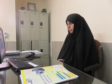 انتشار نشریه حوزه خواهران بندرعباس هشت ساله شد