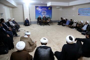 تصاویر/ مراسم آغاز سال تحصیلی جدید دانشگاه مذاهب اسلامی در قم