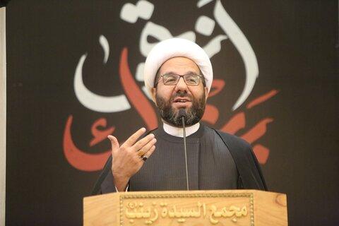 شیخ علی دعموش عضو ارشد حزب الله