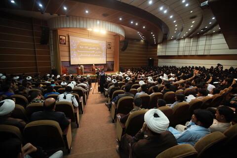 تصاویر/ مراسم آغاز سال تحصیلی جدید مدارس علمیه سیستان و بلوچستان