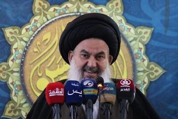اعتراض امام جمعه بغداد به کوتاهی دولت در تامین فرصت شغلی برای مردم