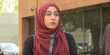 زن محجبه در ویرجینیا به خاطر مذهب در مصاحبه کاری مسخره شد