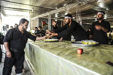 مردم کردستان ۱۹ موکب برای اربعین حسینی دایر می کنند