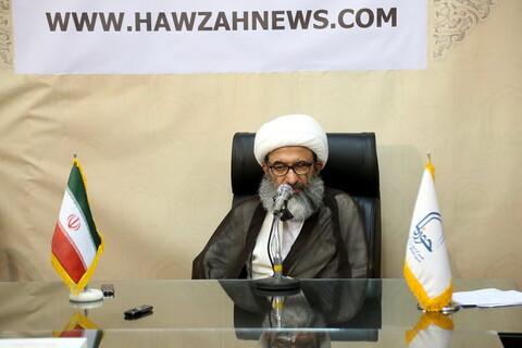 تصاویر/ نشست بررسی نقش روحانیت در 8سال دفاع مقدس در خبرگزاری حوزه