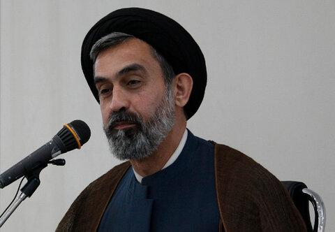 سید حسن وحدتی شبیری - رئیس دانشگاه علوم اسلامی رضوی
