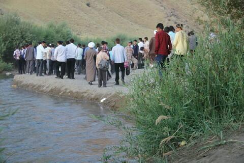 تصاویرشما/ اردوی طلاب جدیدالورود حوزه علمیه آذربایجان غربی