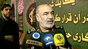 Israeli regime on its way to breakdown due to various weaknesses: IRGC chief