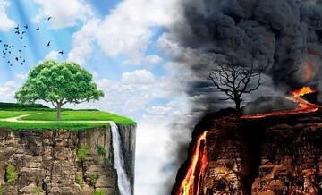 مکان بهشت و جهنّم در کجاست؟