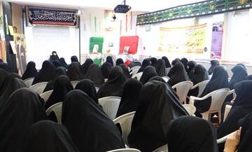 سرپرست جدید مدرسه علمیه خواهران کوثر علی آباد کتول معرفی شد
