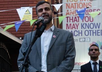 مسجدی در لندن کودکان اوتیسم را به حضور در مسجد تشویق کرد