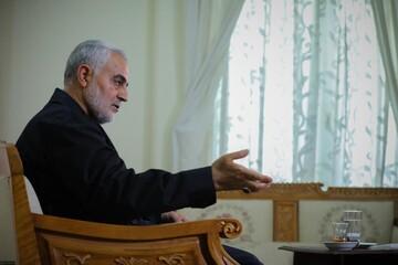 فیلم| ناگفتههای جنگ 33 روزه به روایت سردار سلیمانی