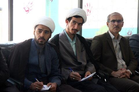 تصاویر/ نشست بنیاد عفاف و حجاب خراسان شمالی