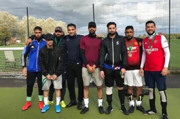 رقابت های ورزشی شورای مسجد آیلزبری انگلستان با استقبال گسترده روبرو شد