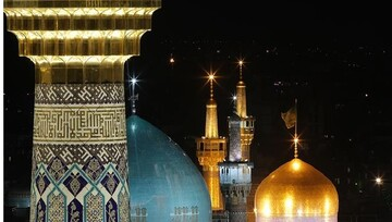 Chinese lady converts to Islam at Imam Reza (AS) holy shrine
