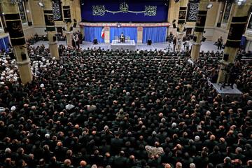 صوت| رهبر انقلاب: نگذارید سپاه پیر و محافظهکار بشود