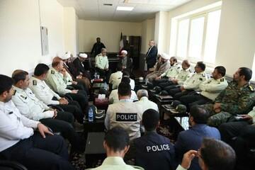 همکاری های پلیس و نهاد روحانیت تقویت شود