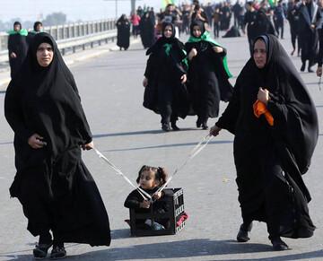گردهمایی توجیهی آموزشی بانوان زائر اربعین در کرمان برگزار می شود