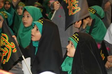تصاویر/ همایش سه سالههای حسینی به همت هیئت پیروان عترت همدان