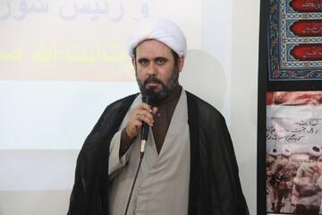 حضور موثر طلاب جهادی بوشهری در مبارزه با کرونا
