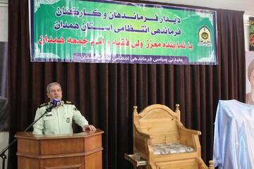 هشدار فرمانده انتظامی همدان: افزایش 50 درصدی جرائم در فضای مجازی