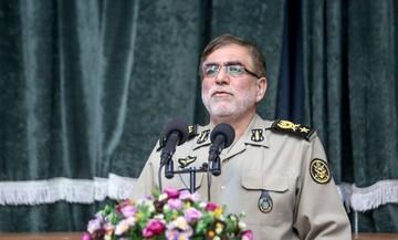 جانشین فرمانده کل ارتش: اقتدار نیروهای مسلح اجازه تهاجم را از دشمنان گرفته است