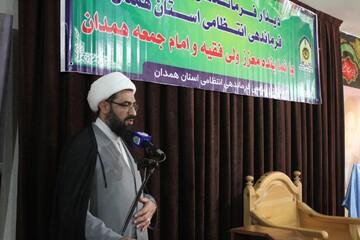 امام جمعه همدان: کشف حجاب یک معضل اخلاقی است نه سیاسی