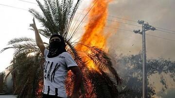 ناآرامی در شهرهای عراق از بیرون مرزها رهبری می شود