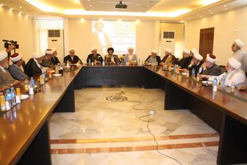 نماینده ولی فقیه در سوریه با تجمع علمای مسلمان لبنان دیدار کرد