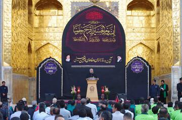 راهپیمایی اربعین، نماد بیداری و اتحاد جهان اسلام برای تحقق آرمانهای حسینی است
