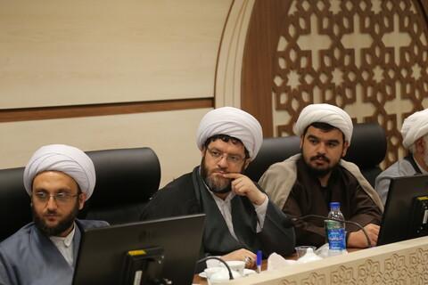 تصاویر/ هفتمین نشست هم اندیشی مدیران و معاونین آموزش مدارس حافظین سراسر کشور