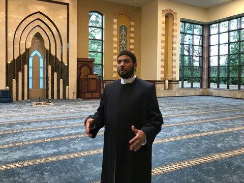 مسجد ایالت ایلینوی درک متقابل را در روز درهای باز تجربه می کند