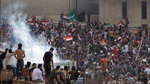 ناآرامی در عراق