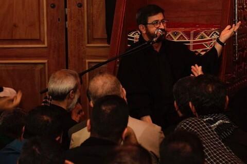 تصاویر/ مراسم شهادت حضرت رقیه(س) در حرم آن حضرت