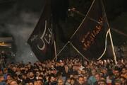 تصاویر/ اجتماع عزاداران حسینی شهر قائم قم