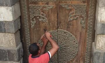 تزئینات مسجد باستانی در قاهره از سارقان بازپس گرفته شد