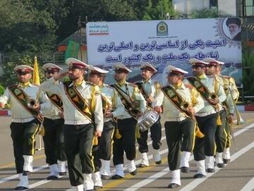 صبحگاه مشترک نیروهای مسلح کردستان برگزار  شد