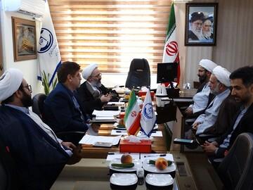 نشست مشترک مدیران مراکز حوزوی تهران برگزار شد+ عکس