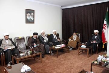 ترکیب اعضای جدید شورای حوزه علمیه همدان