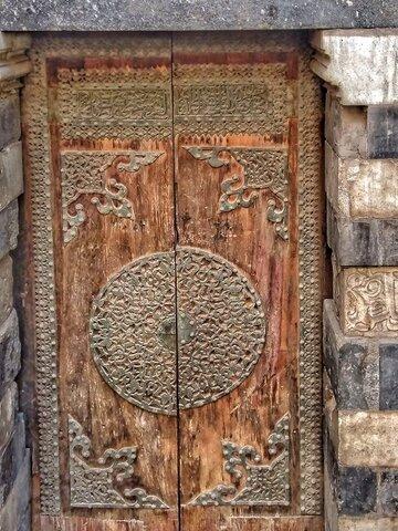 زینت مسجد باستانی در قاهره از سارقان بازپس گرفته شد