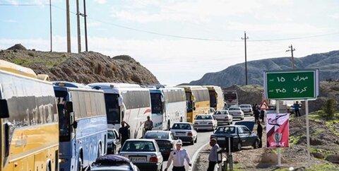ورود خودروهای کاپوتاژی به مرز مهران ممنوع است