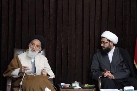تصاویر/ نشست شورای حوزه علمیه استان همدان