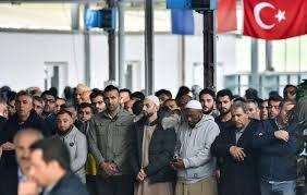 Banning Turkish-Muslim Associations