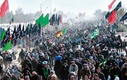 ملت ایران و عراق باید در مسیر ترویج اربعین گام بردارند