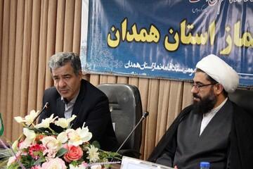 آمادگی استان همدان برای پذیرایی از زوار اربعین