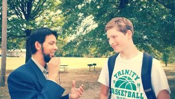 روایت زندگی پسر 15 ساله آمریکایی که مسلمان شد