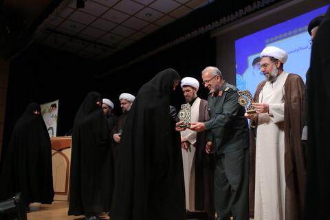 تصاویر/ مراسم افتتاحیه قرارگاه امر به معروف و نهی از منکر ثارالله و تقدیر از فعالان امربه معروف و نهی از منکر