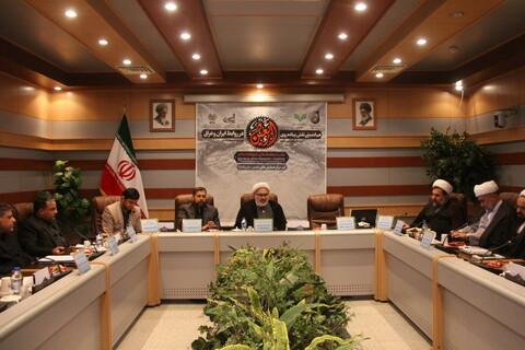 تصاویر/ هماندیشی نقش پیادهروی اربعین در روابط ایران و عراق
